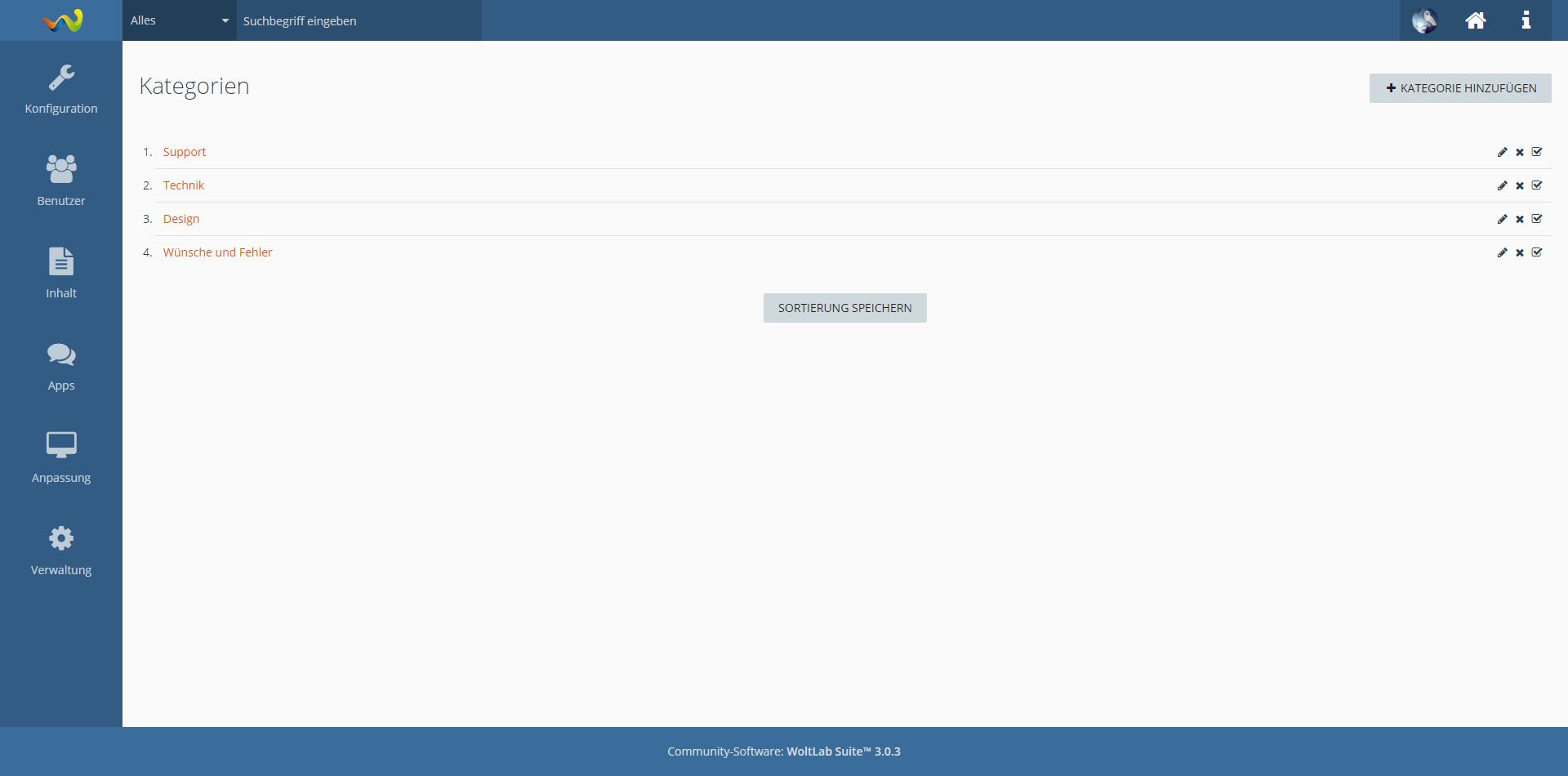 WoltLab Suite: Ticket System - WoltLab®
