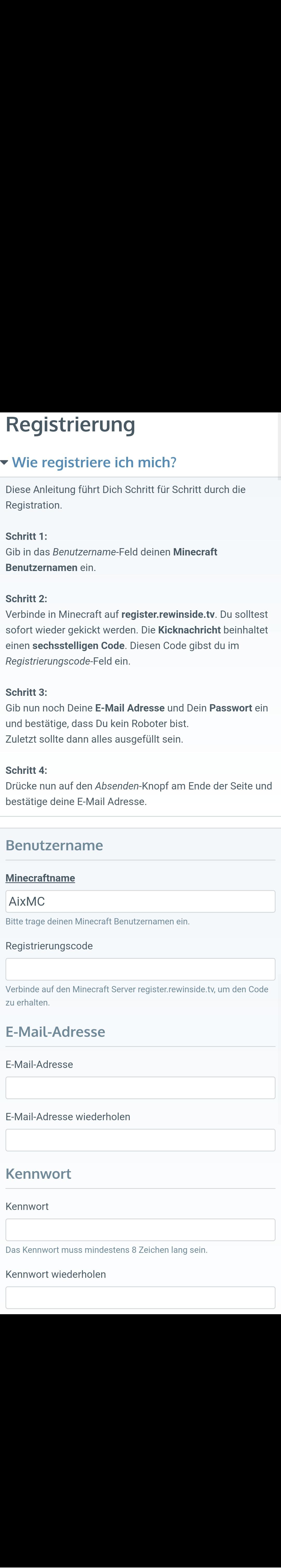 Minecraft Authentifizierung Plugin Wishes For New Plugins WoltLab - Kann man sein minecraft namen auch andern